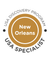 USA Discovery Program - UK & Ireland - Discover New Orleans