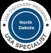 USA Discovery Program - UK & Ireland - North Dakota Specialist